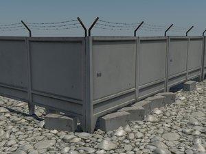 concrete wall max