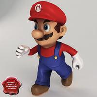 Super Mario Pose3
