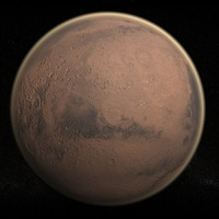 3ds max mars planet
