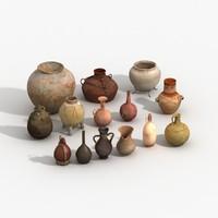 Pots Clay