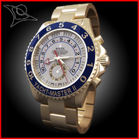 Rolex Yachtmaster Gold