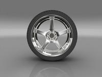 Car Tyre 05