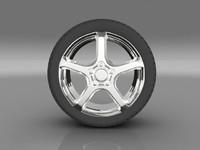 Car Tyre 02