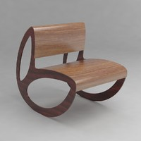 rocking chair obj