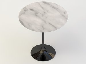 3ds tulip coffee table