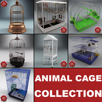 Animal Cages Collection V2