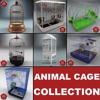 3d animal cages v2