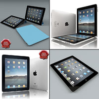 apple ipads c4d