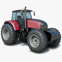 Tractor Buhler