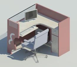 rfa computer cabin