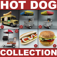 Hot Dog Collection V2