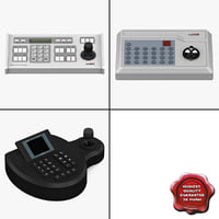 Keyboard Controllers for Cameras Collection