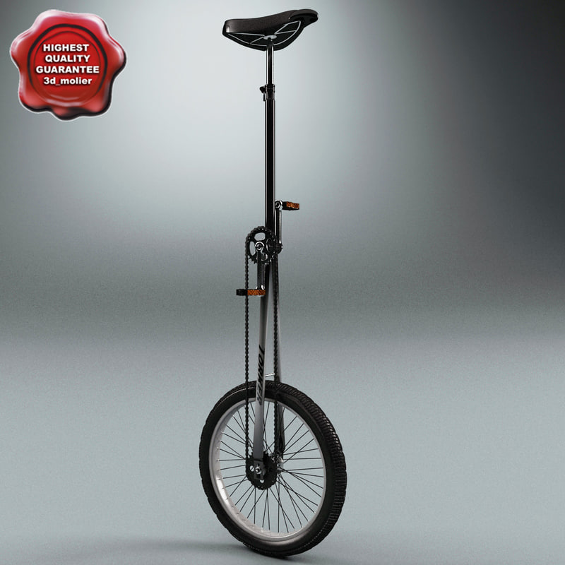 3dsmax unicycle torker