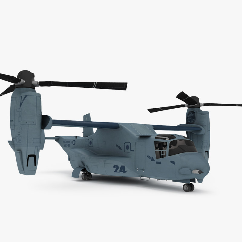 v-22 osprey tiltrotor aircraft max