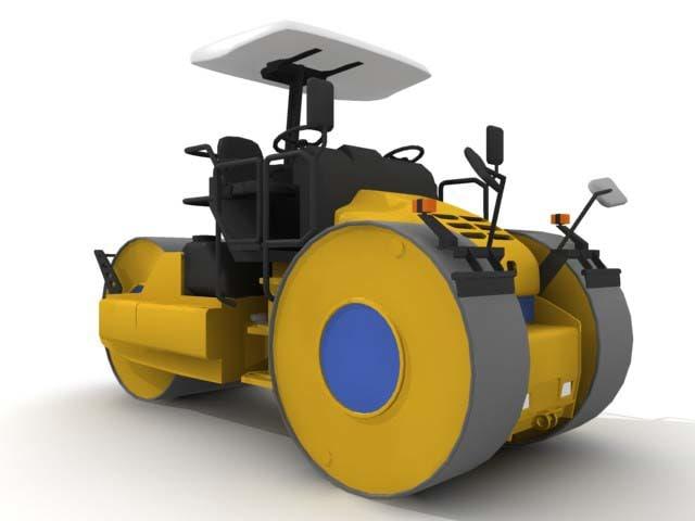 madamroller 3d model