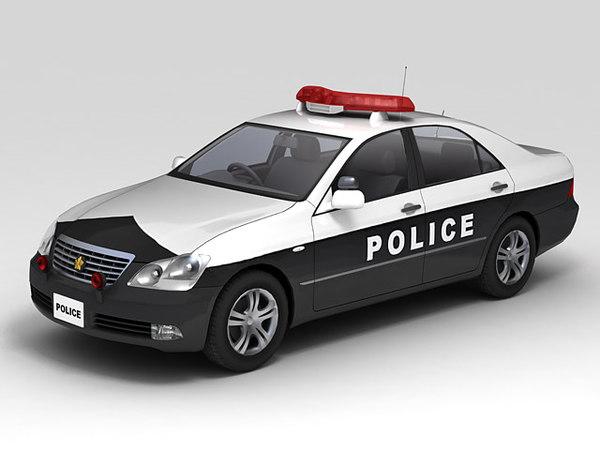 max patrol car