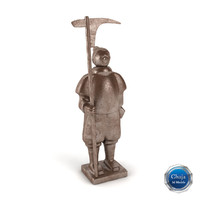 sculpture statue statuette 3d model