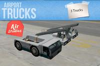 Airport trucks