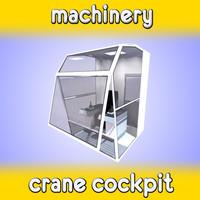 Crane cockpit