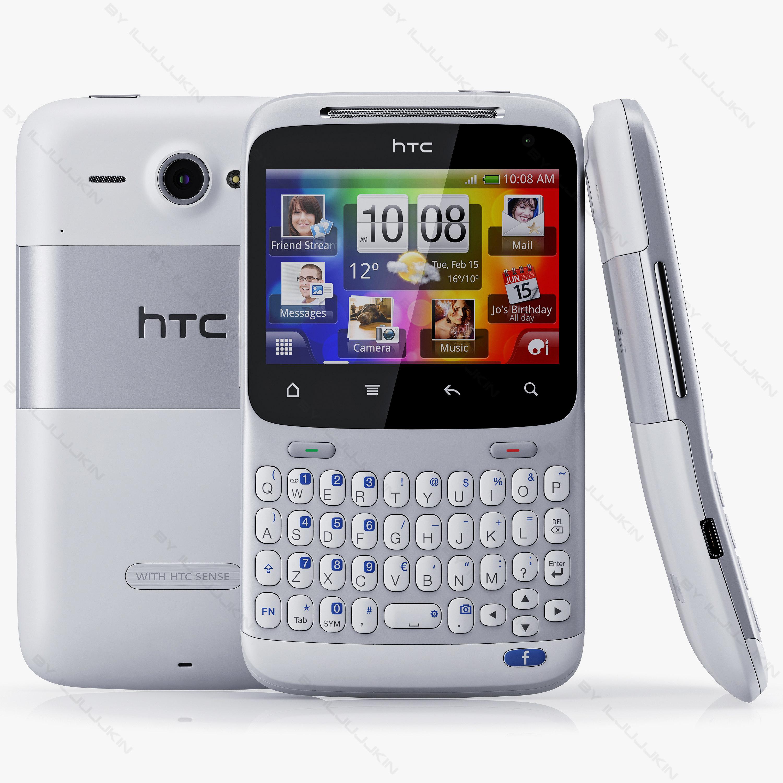 3d model copy htc chacha