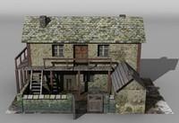 Medieval inn