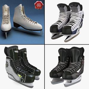 ice skates 3ds