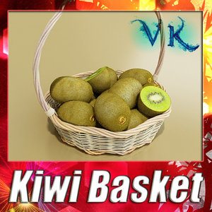fruit basket kiwi resolution 3ds