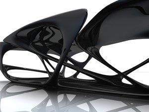 3d model mesa table
