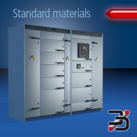 Low voltage switchboard system