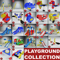 3d 3ds playgrounds v5