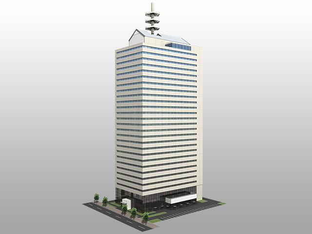 office03 3d model