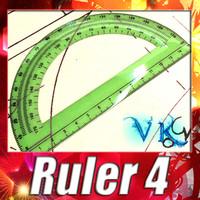 Ruler 04 - Protractor