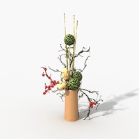 free max mode dry plants decoration