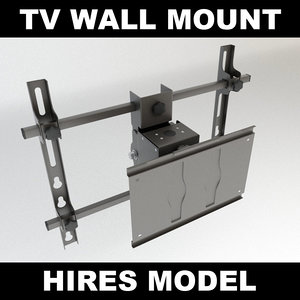 3d wall mount