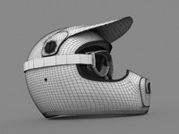 3ds max cross helmet