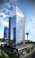 skyscraper floor 3d model