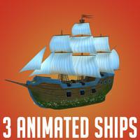 war ships 3ds