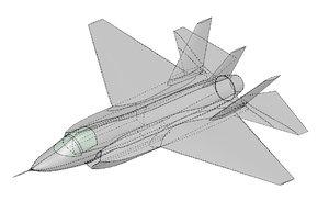 maya f-35 fighter jet