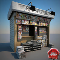 Newspapers Shop