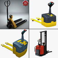 Pallet Trucks Collection 2