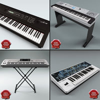 synthesizers set yamaha max