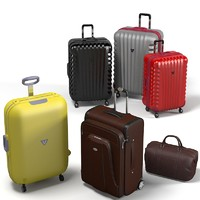 Travel Airline carry on Luggage bag trolley grand collection