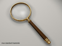 3dsmax loupe science