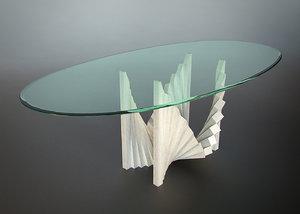 maya dining table miniforms