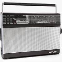 wireless retro radio 3ds