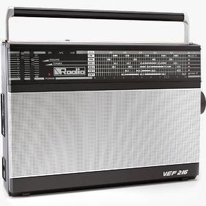 wireless retro radio 3ds