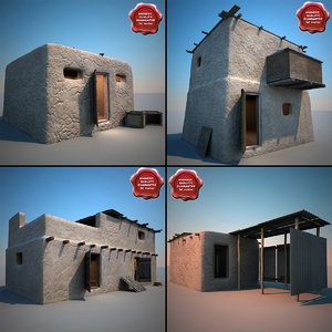 lightwave afghanistan houses v2