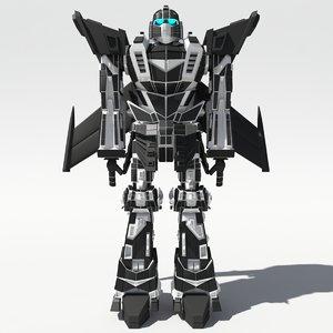 maya japanese robot mech anime