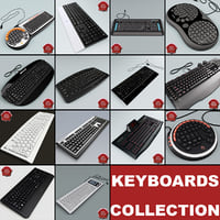 Keyboards Collection V7
