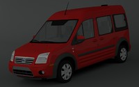 3d transit connect xlt